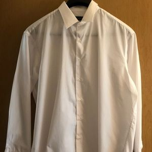 Club Room White Dress Shirt